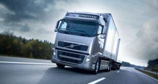 Transport colete international